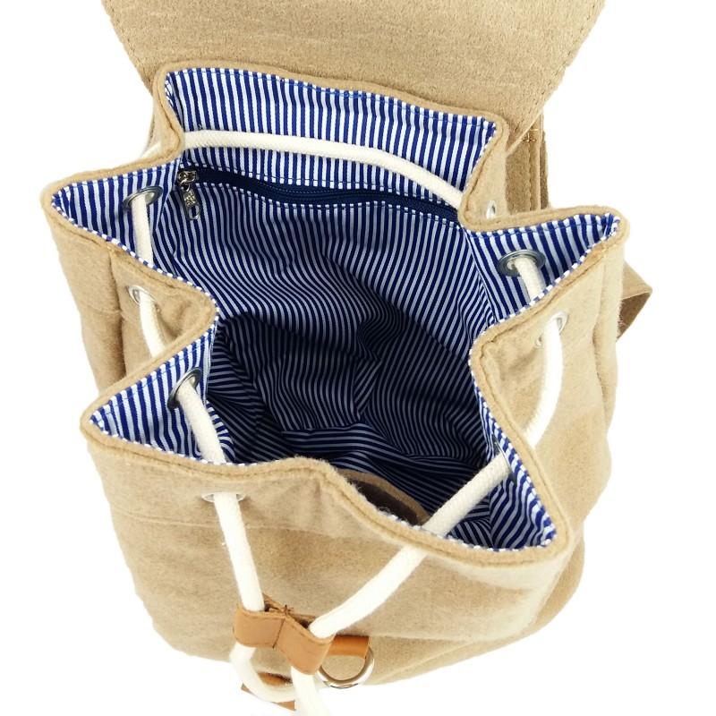 venetto hersteller gro handel rucksack aus filz f r damen und herren. Black Bedroom Furniture Sets. Home Design Ideas