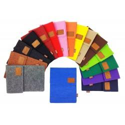 Tasche für eBook-Reader Hülle aus Filz Sleeve Schutzhülle für Kindle Kobo Tolino Sony Trekstor