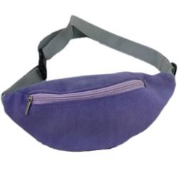Gürteltasche Bauchtasche Hüfttasche Wandertasche Dokumententasche Reisetasche Hülle Tasche für Smartphone aus Filz