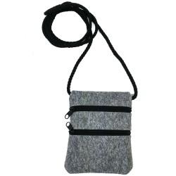 Brusttasche Reisetasche Umhängetasche Geldbeutel Brustbeutel Beutel Hülle Etui Tasche Wandertasche Halsband