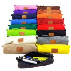 Pen roll Pencil case Sludge roll Student case Case Pouch Case for felt pens
