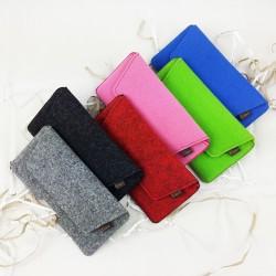 """5.0 - 6.4"""" Horizontal Bauchtasche Quertasche Gürteltasche Tasche für Hosengürtel Hülle Smartphone  für iPhone 8, X, Samsung S8+"""