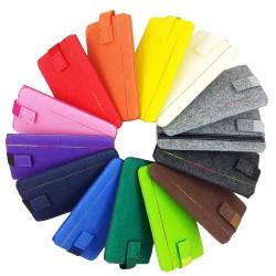 5 - 6,4 Zoll Universell Tasche Hülle Schutzhülle für Smartphone für iPhone X, 8 Plus, Samsung S9, S9+, Huawei P20 Pro