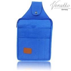 Multifunction fanny pack all purpose bag sleeve working bag for hobbyist craftsman hairdresser waiter roofer construction site