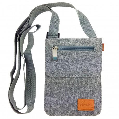 8562e516d1b05 Kleine Umhängetasche Schultertasche Handtasche Damentasche Herren-Tasche  Unisex
