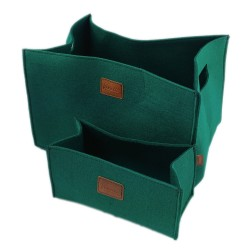 Set of 2 Boxes Folding Box Storage Box Storage Box for all sorts of things