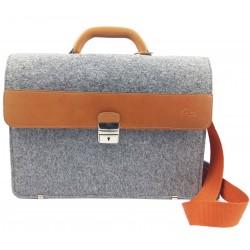 Notebook-MacBook-Tasche Umhängetasche Schultertasche Handtasche Herrentasche Herren-Tasche