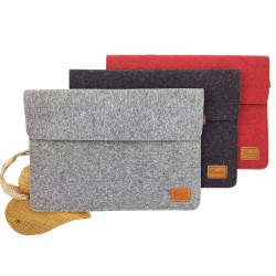 "10.2 - 14.0 inch sleeve bag sleeve protection for 13"" MacBook, laptop, ultrabook, notebook"