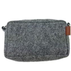 Digitalkamera Etui Tasche Filztasche für Panasonic DC-TZ 91 und andere