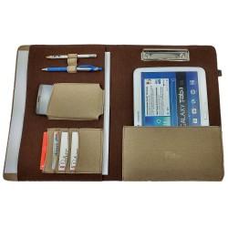DIN A4 Organizer Tasche Hülle Schutzhülle für Tablet, Smartphone, Dokumente