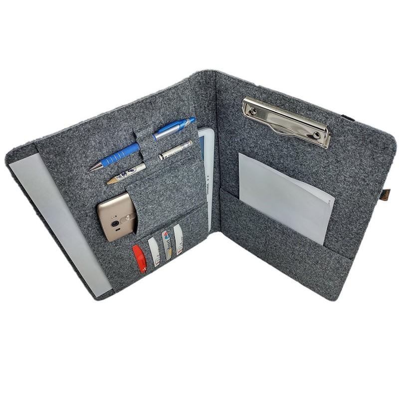 din a4 organizer case for tablet smartphone