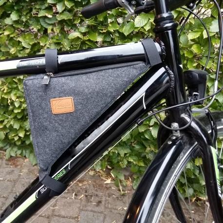 Fahrradhülle Fahrradtasche Tasche für Fahrradrahmen Schutzhülle für Zubehör, Reise, Fahrradtour