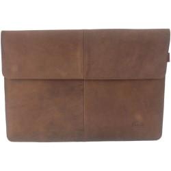 """14 - 15,6 Zoll Hülle Tasche Schutzhülle Schutztasche Sleeve für 15,6 """" MS Surface, Laptop, Notebook, 15 """" UltraBook, Leder"""