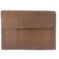 "DIN A4 handmade business bag work bag laptop bag 13.3 ""sleeve bag with genuine leather"
