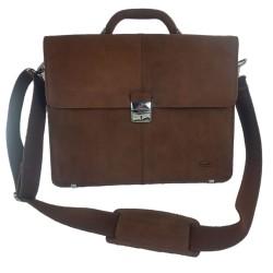 """Ledertasche Aktentasche für 13 """" MacBook-Tasche DIN A4 Surface Notebook Umhängetasche Handtasche Herrentasche Herren Nubuk Leder"""