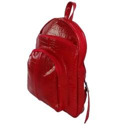Venetto Mini Rucksack Tasche aus Leder Lederrucksack klein unisex handgemacht