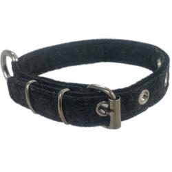 Halsband aus Filz für kleine und große Hunderassen