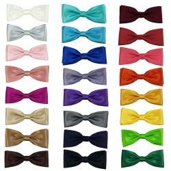 Men's bow-tie with handkerchief