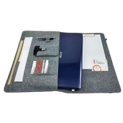 10,2 - 17,3 Zoll Hülle Organizer Tasche Schutzhülle für MacBook, Surface, Laptop, Ultrabook, Notebook