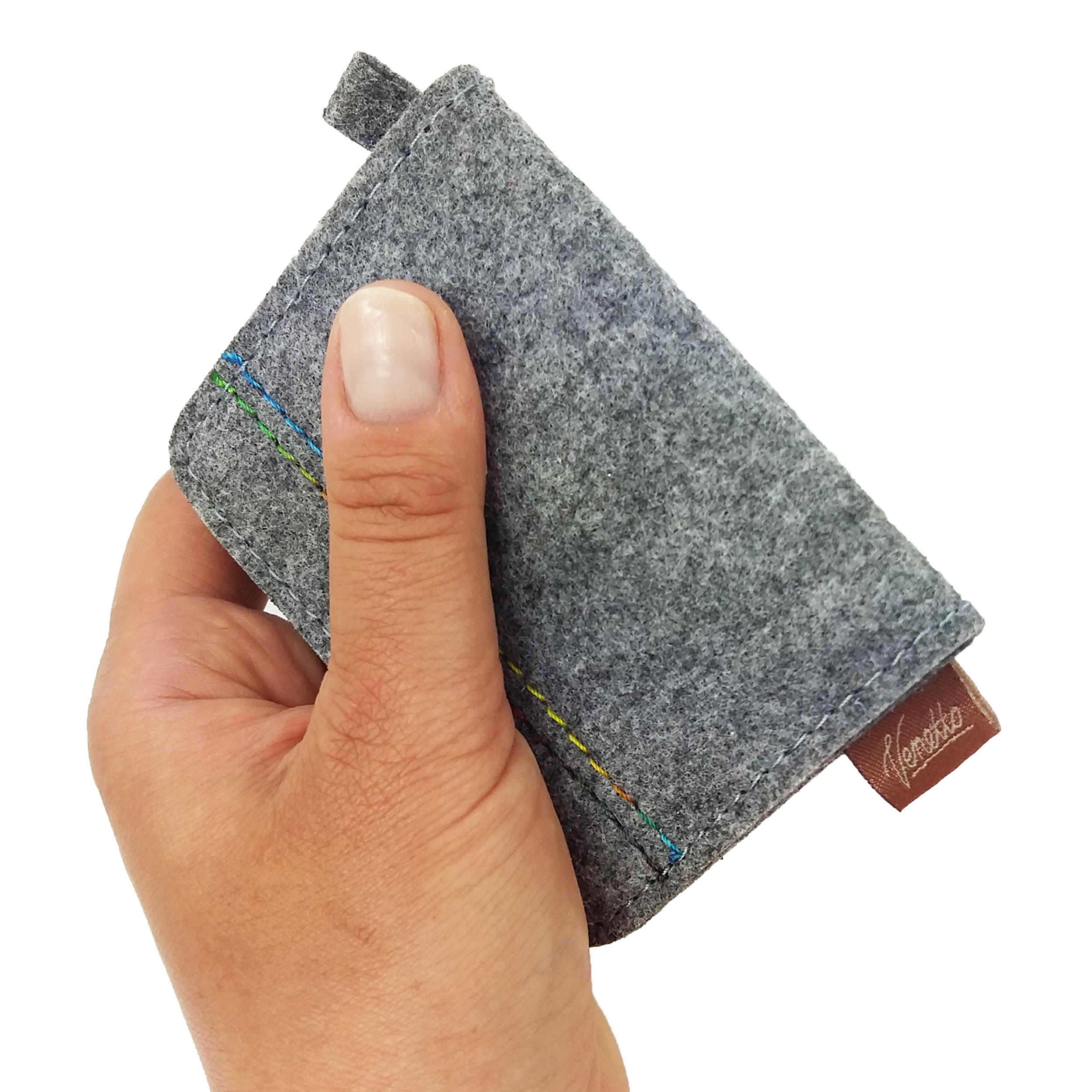 Mini Geldbörse Geldtasche Kinderbörse aus Filz direkt vom Hersteller