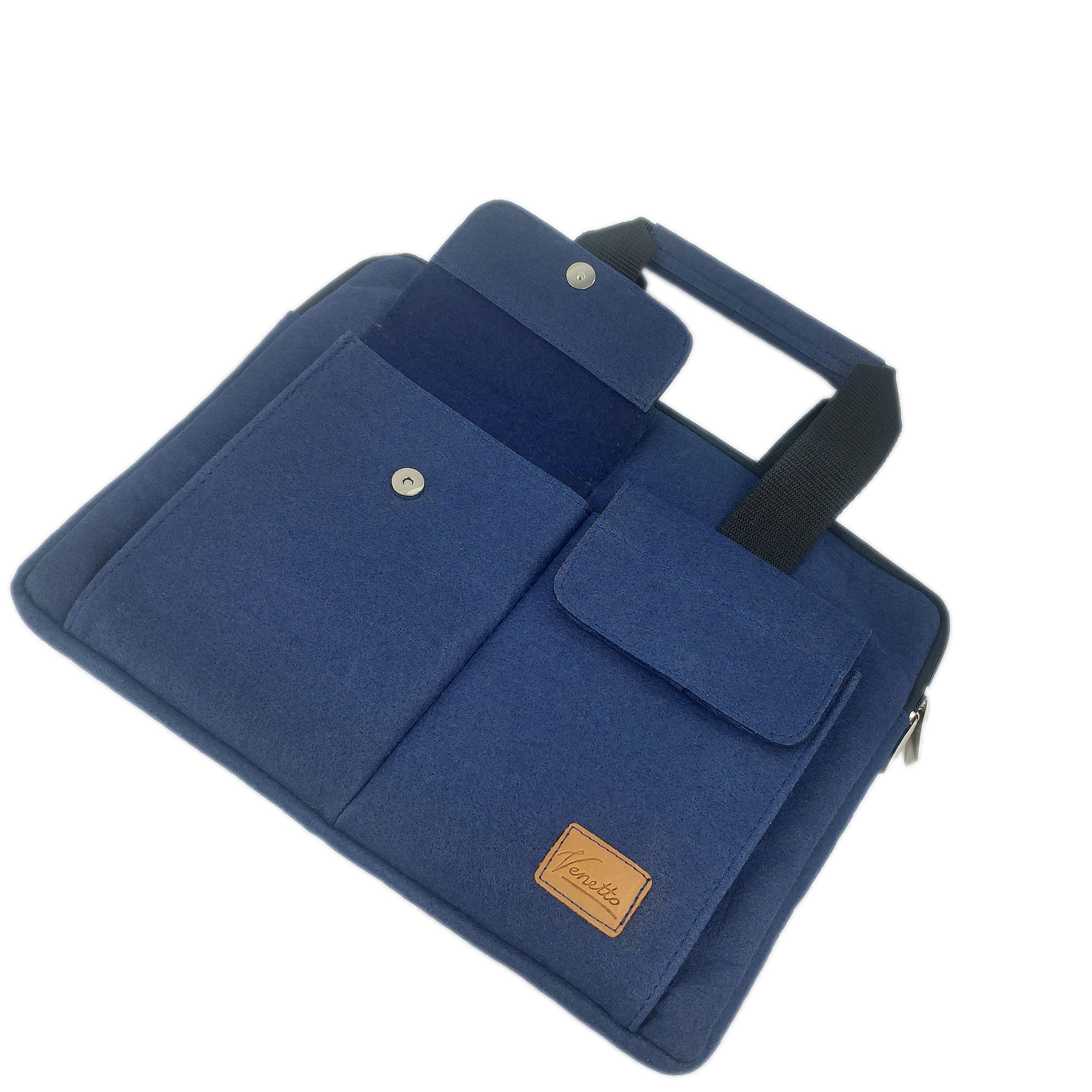 MacBook Tasche aus Filz. Made in Germany. Hersteller.