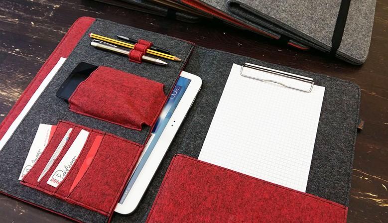 Organizer für Tablet und Smartphone