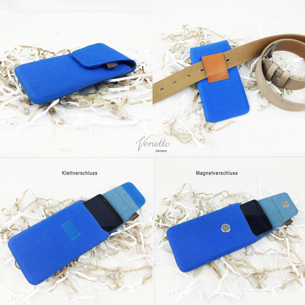 Flap-mobile-pouch-blue-double