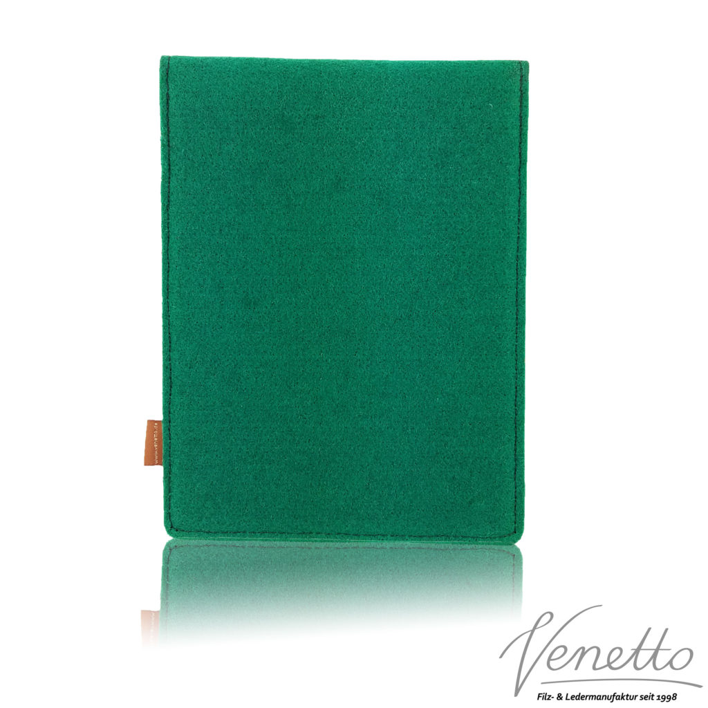 eBook-Reader-Tasche-Grün-dunkel-2